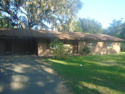 Ocala Single Family Home For Sale: 2604 NE 4th Avenue