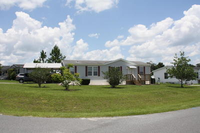 Summerfield Mobile/Manufactured For Sale: 14431 SE 61st Avenue