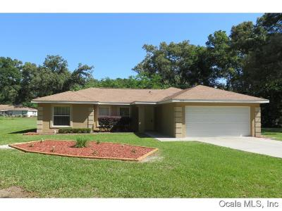 Citrus County, Levy County, Marion County Rental For Rent: 1035 SE 30th Street
