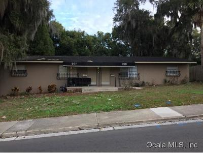 Citrus County, Levy County, Marion County Rental For Rent: 959 NE 2 Street