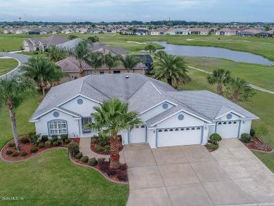 Spruce Creek, Spruce Creek Gc, Spruce Creek So, Stonecrest, Spruce Creek Pr, On Top Of The World, The Villages-Marion Cty, Ocala Palms, Oak Run, Oak Run Eagles Point, Summerglen, laurel ridge, Cherry Wood, pine run, Ocala Preserve, Palm Cay Single Family Home For Sale: 17513 SE 121st Circle