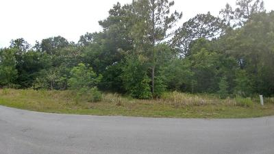 Ocala FL Residential Lots & Land For Sale: $10,500