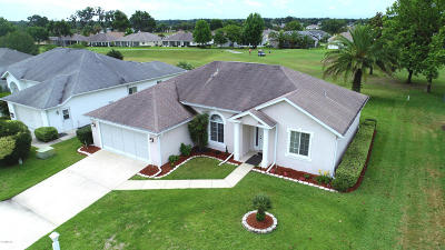 Ocala Palms Single Family Home For Sale: 5500 NW 25th Loop