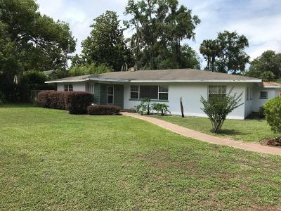 Ocala Rental For Rent: 1014 SE 9th Avenue