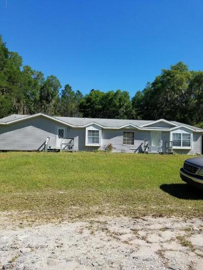Ocala Mobile/Manufactured For Sale: 8332 NW 80th Ave Avenue