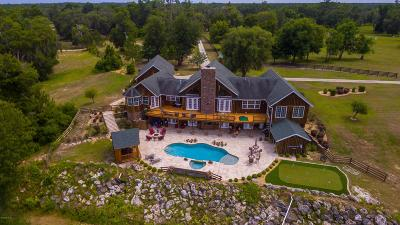 Citrus County Farm For Sale: 7650 N Whippoorwill Terrace