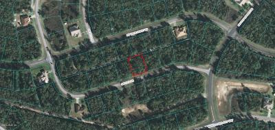 Ocala FL Residential Lots & Land For Sale: $5,000