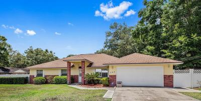 Ocala Single Family Home For Sale: 524 SE 61st Court