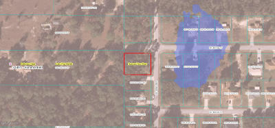 Summerfield FL Residential Lots & Land For Sale: $24,999