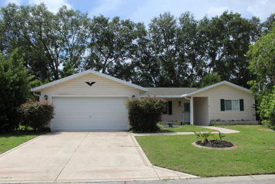 Spruce Creek So Single Family Home For Sale: 17794 SE 95th Cir