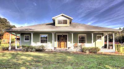 Summereffield, Summerfield, Summerfield Fl, Summerfiled Farm For Sale: 5555 SE Highway 42
