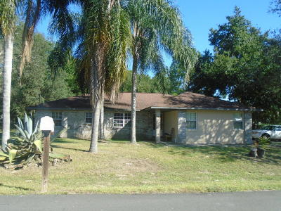 Ocala Single Family Home For Sale: 206 Locust Pass Place