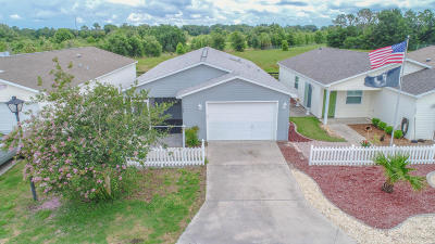 The Villages Single Family Home For Sale: 1623 Navidad Street
