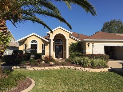 The Villages FL Single Family Home For Sale: $304,900