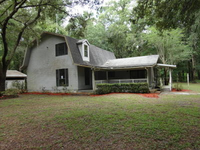 Ocala Single Family Home For Sale: 1080 NW 127 Court
