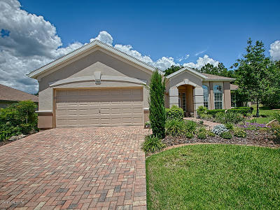 Spruce Creek Gc Single Family Home Pending: 9465 SE 124th Loop