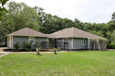 Ocala Single Family Home For Sale: 550 NW 100th Avenue