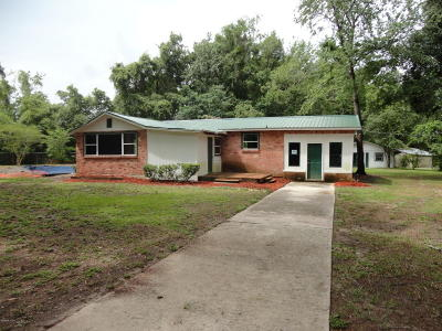 Ocala Single Family Home For Sale: 5900 NW 27th Avenue