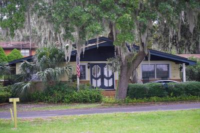Salt Springs Single Family Home For Sale: 15001 NE 248 Ave Rd