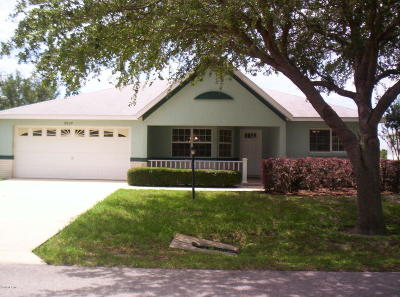 Citrus County, Levy County, Marion County Rental For Rent: 9820 SW 97th Lane