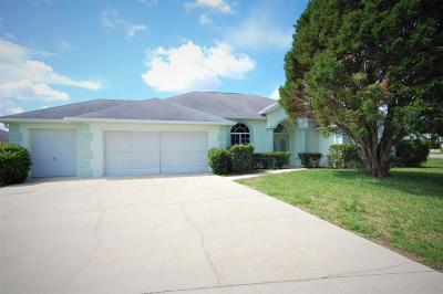 Single Family Home For Sale: 5256 NW 21st Loop