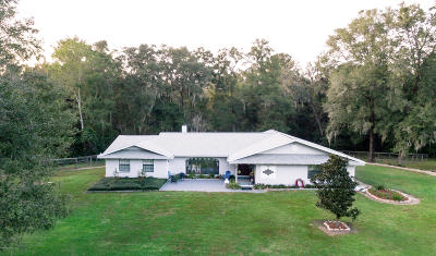 Williston Farm For Sale: 14651 NE 60th Street
