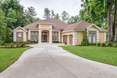 Ocala Single Family Home For Sale: 1220 SE 46th Street