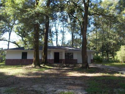 Ocala Single Family Home For Sale: 5256 NW 61st Lane