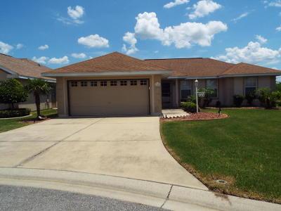 Summerfield FL Single Family Home Pending: $180,000
