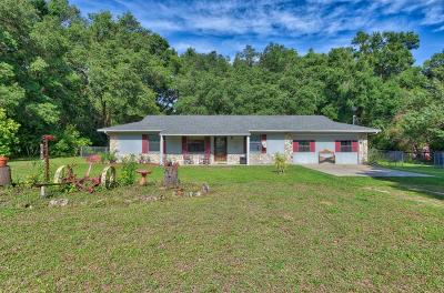 Marion County Single Family Home For Sale: 13180 NE 39th Terrace