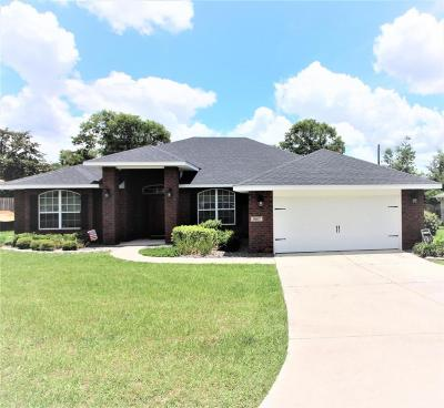 Deer Path, Deer Path Estates Single Family Home For Sale: 1067 SE 65th Circle