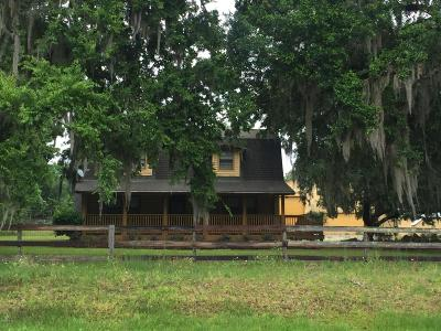 Marion County Farm For Sale: 15103 NW 225