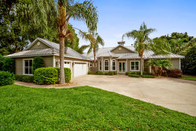 Weirsdale FL Single Family Home For Sale: $1,150,000