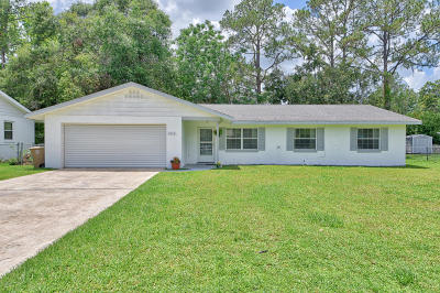 Marion County Single Family Home For Sale: 1540 NE 17th Court