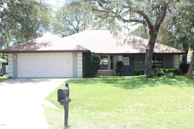 Majestic Oaks Single Family Home For Sale: 5466 SW 85th Street