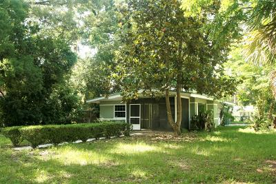 Ocala Single Family Home For Sale: 1108 NE 12 Street