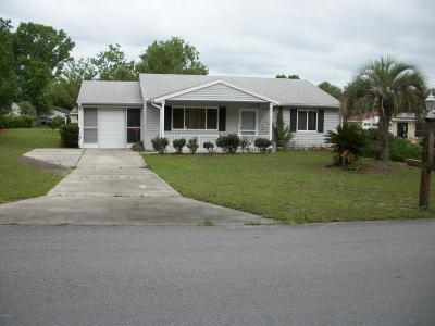 Oak Run Single Family Home For Sale: 10932 SW 89th Avenue