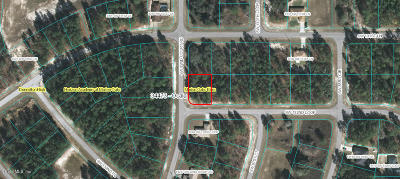 Ocala Residential Lots & Land For Sale: Corner SW 82nd Court Rd & SW 132nd Loop