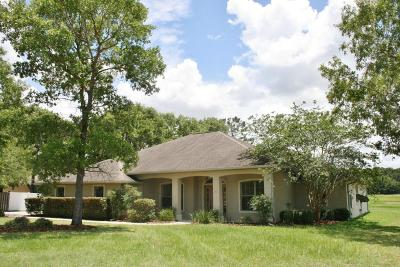 Ocala Single Family Home For Sale: 6470 SE 10th Street