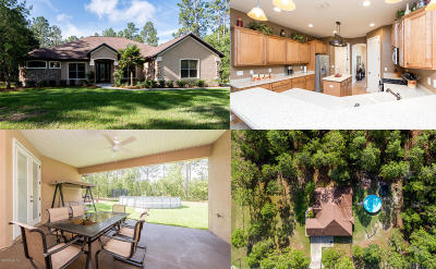 Dunnellon Single Family Home For Sale: 7345 SW 134th Avenue