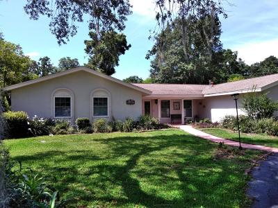 Ocala Single Family Home For Sale: 3960 SE 17th Street