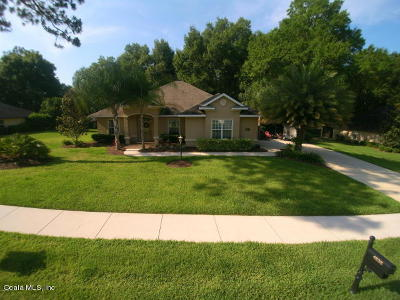 Ocala Single Family Home For Sale: 4526 SE 34th Place
