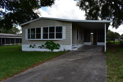 Mobile/Manufactured For Sale: 6784 NE 6th Place