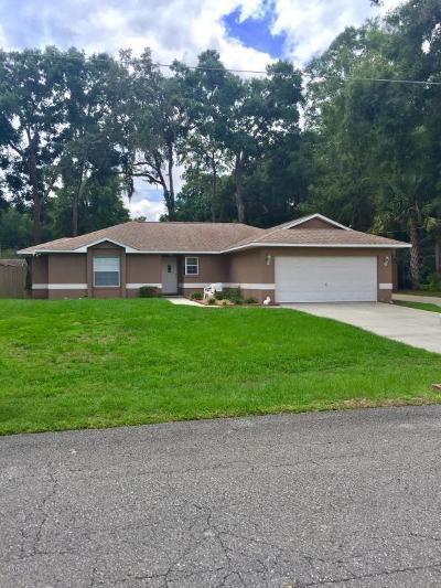 Ocala Single Family Home For Sale: 2060 NE 43rd Street