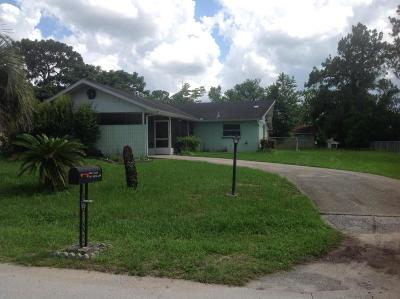 Ocala Single Family Home For Sale: 481 Spring Lane