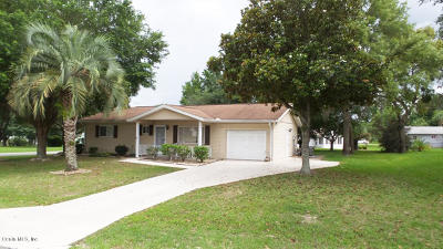 Single Family Home For Sale: 8308 SW 106 Street