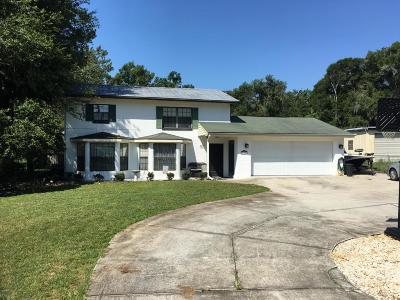 Summerfield Single Family Home For Sale: 10316 SE Sunset Harbor Road