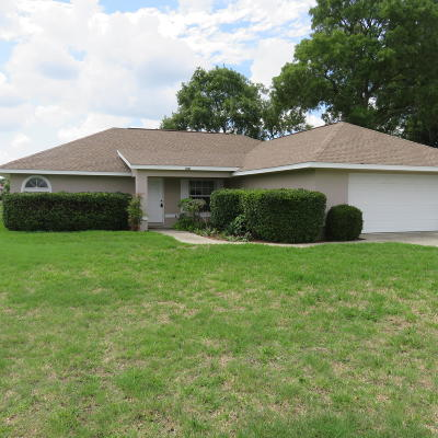 Majestic Oaks Single Family Home For Sale: 8750 SW 56th Ave. Road