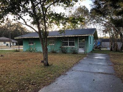 Ocala Single Family Home For Sale: 1400 NW 20th Avenue