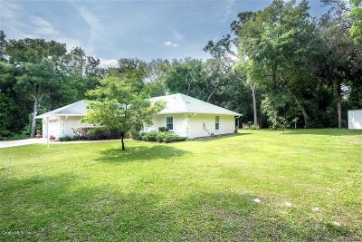 Hernando Single Family Home For Sale: 4950 E Marsh Lake Drive